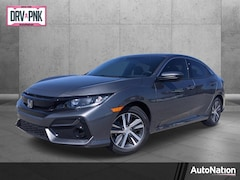 2021 Honda Civic LX Hatchback