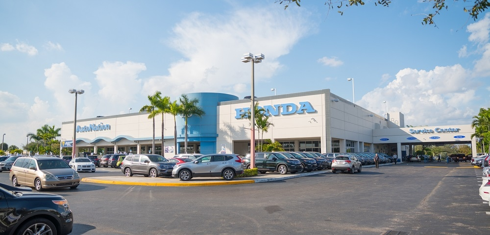 AutoNation Honda Miami Lakes: A Honda Dealership Near You
