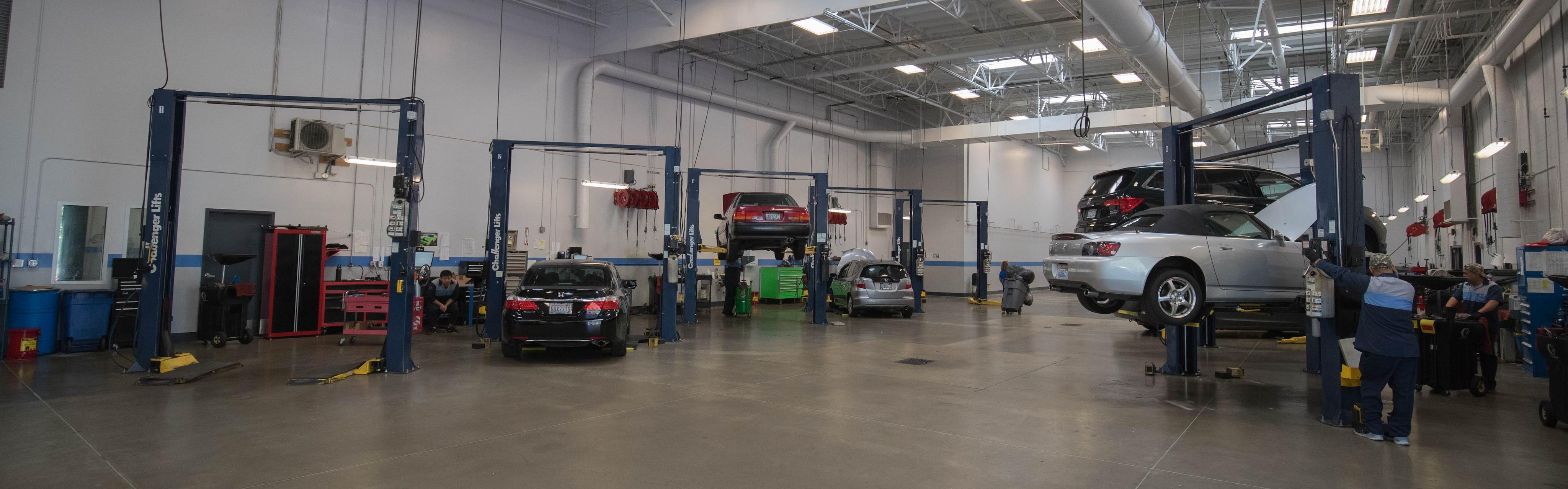 Honda Service Center In Renton Autonation Honda Renton
