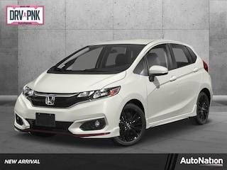2018 Honda Fit Sport w/Honda Sensing Hatchback