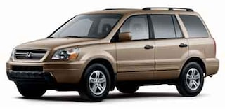 2004 Honda Pilot EX-L w/DVD Ent System SUV