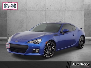 Used 2016 Subaru BRZ Limited Coupe for sale