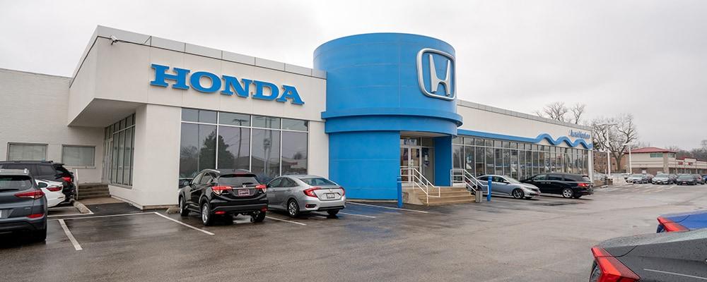 Autonation O Hare >> Autonation Honda O Hare In Des Plaines Il Autonation
