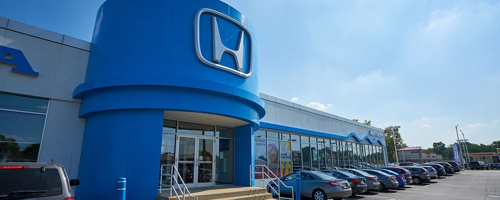 Superior Elk Grove Village Honda Dealer