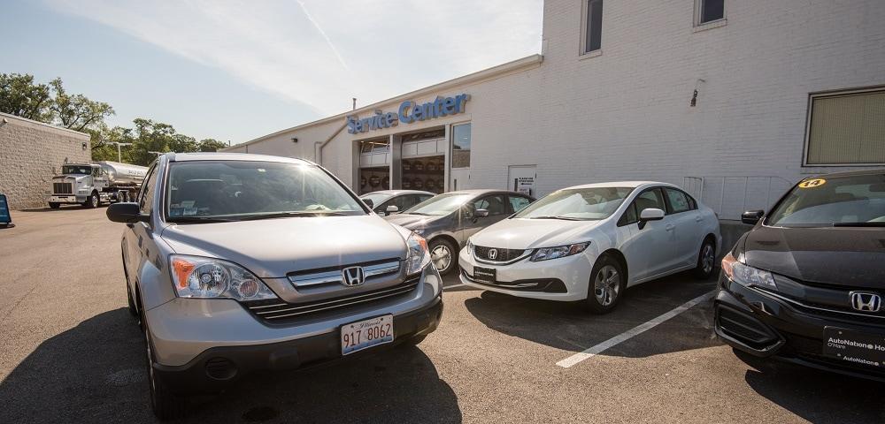 Autonation O Hare >> Autonation Honda Service Center Des Plaines Il Autonation
