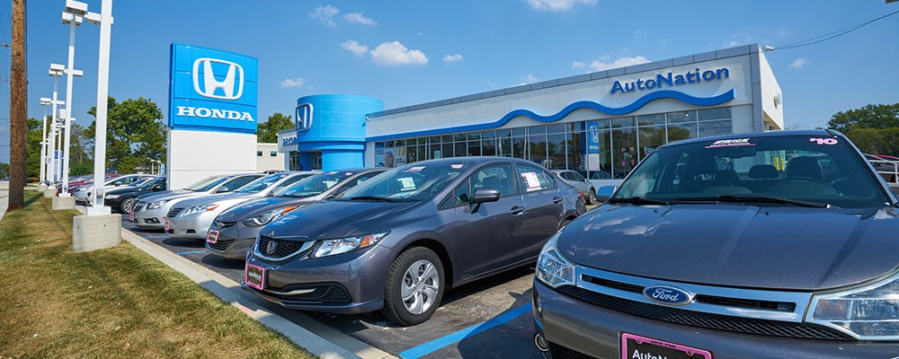 Customer Reviews Of Autonation Honda Ohare In Des Plaines Il