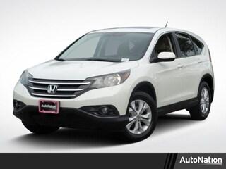 2012 Honda CR-V EX SUV