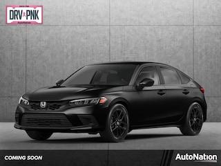 2022 Honda Civic Sport Hatchback