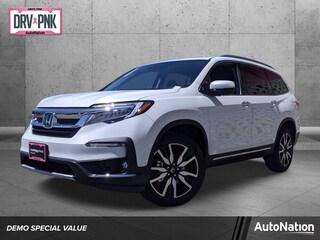 2021 Honda Pilot Elite SUV