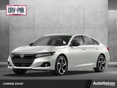 2021 Honda Accord Sport SE Sedan