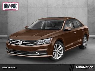 2019 Volkswagen Passat 2.0T Wolfsburg Edition Sedan in [Company City]