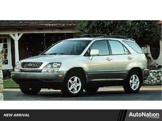 2000 LEXUS RX 300 SUV