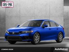 2022 Honda Civic LX Sedan