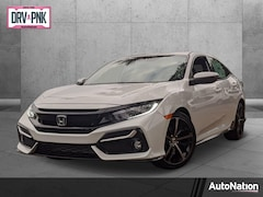 2021 Honda Civic Sport Touring Hatchback