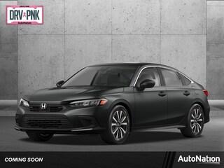 2022 Honda Civic EX Sedan