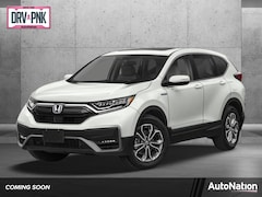 2022 Honda CR-V Hybrid EX-L SUV