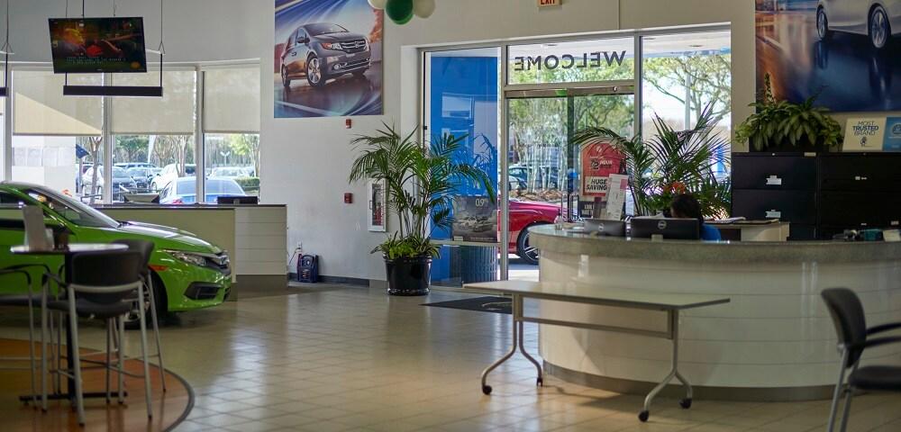 Genuine Honda Parts In Sanford