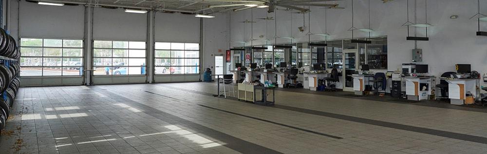 AutoNation Honda Sanford Service Center