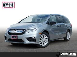 2019 Honda Odyssey LX LX Auto