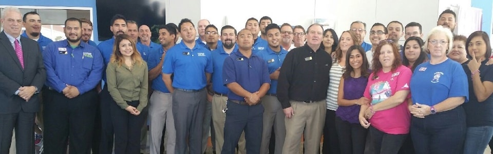AutoNation Honda South Corpus Christi Team Members
