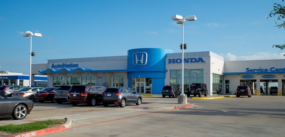 Outside view of AutoNation Honda South Corpus Christi