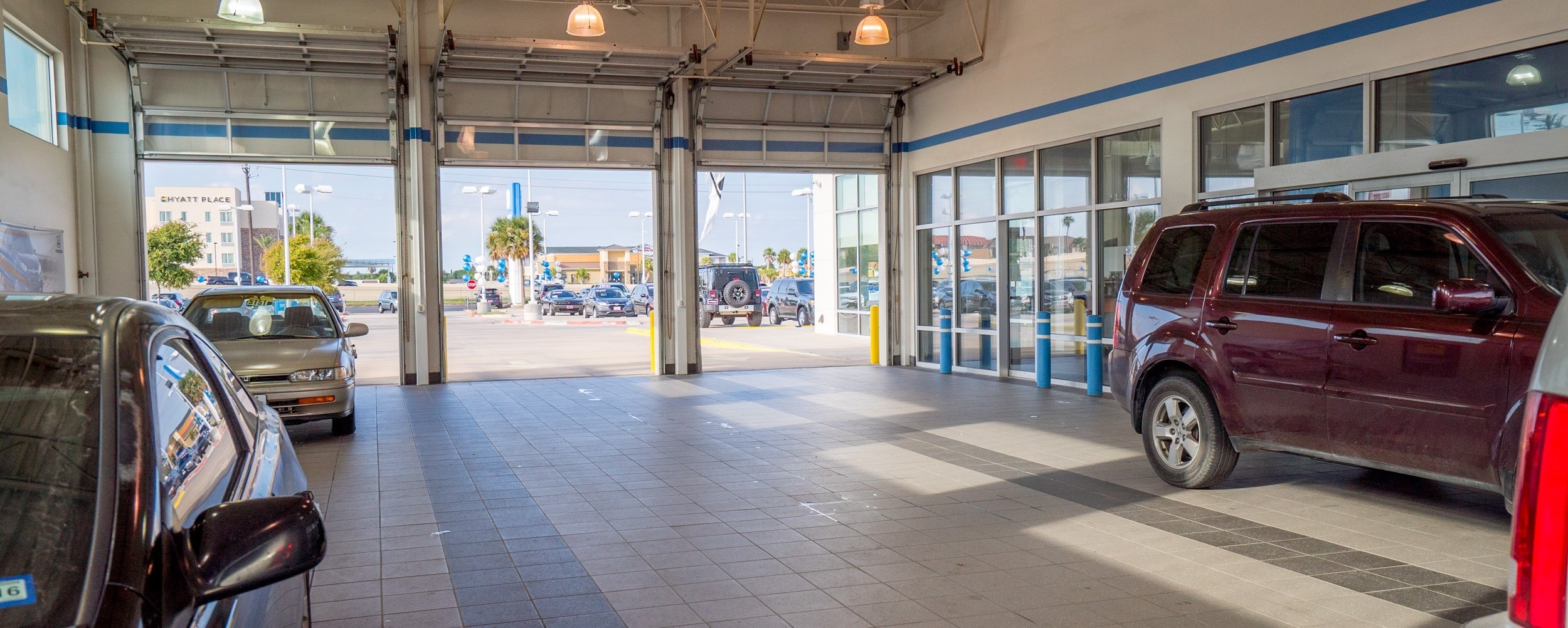 AutoNation Honda South Corpus Christi Service Center Amenities