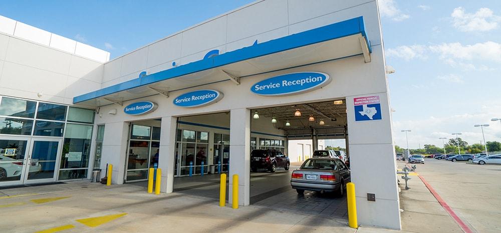 AutoNation Honda South Corpus Christi Service Center