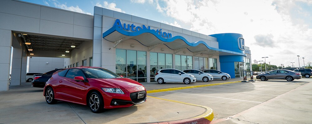 HONDA DEALERSHIP SERVING KINGSVILLE
