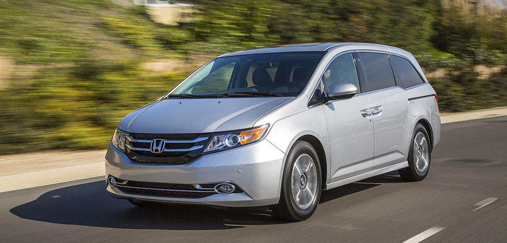 Used 2015 honda odyssey for sale in fremont at autonation for Honda fremont auto mall