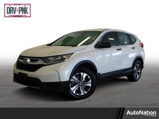 2018 Honda CR-V LX LX AWD