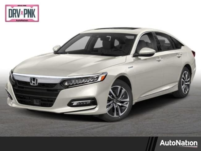 2019 Honda Accord Hybrid Touring Touring Sedan