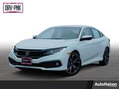 2019 Honda Civic Sport Sport CVT