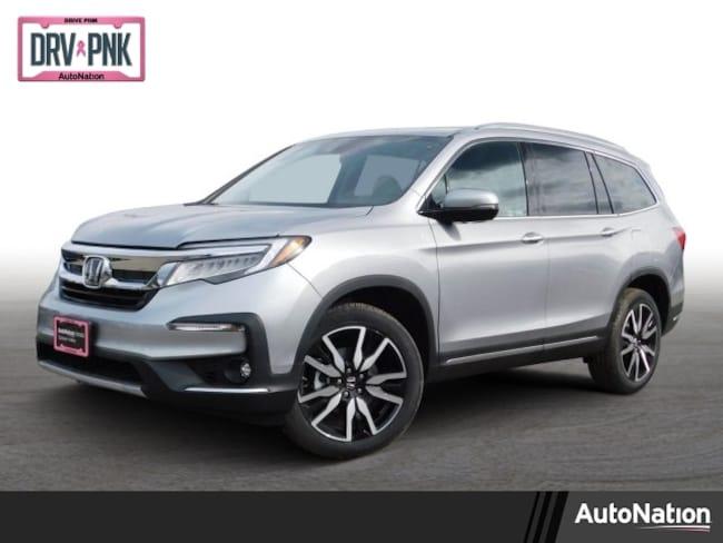 2019 Honda Pilot Touring 8-Passenger SUV