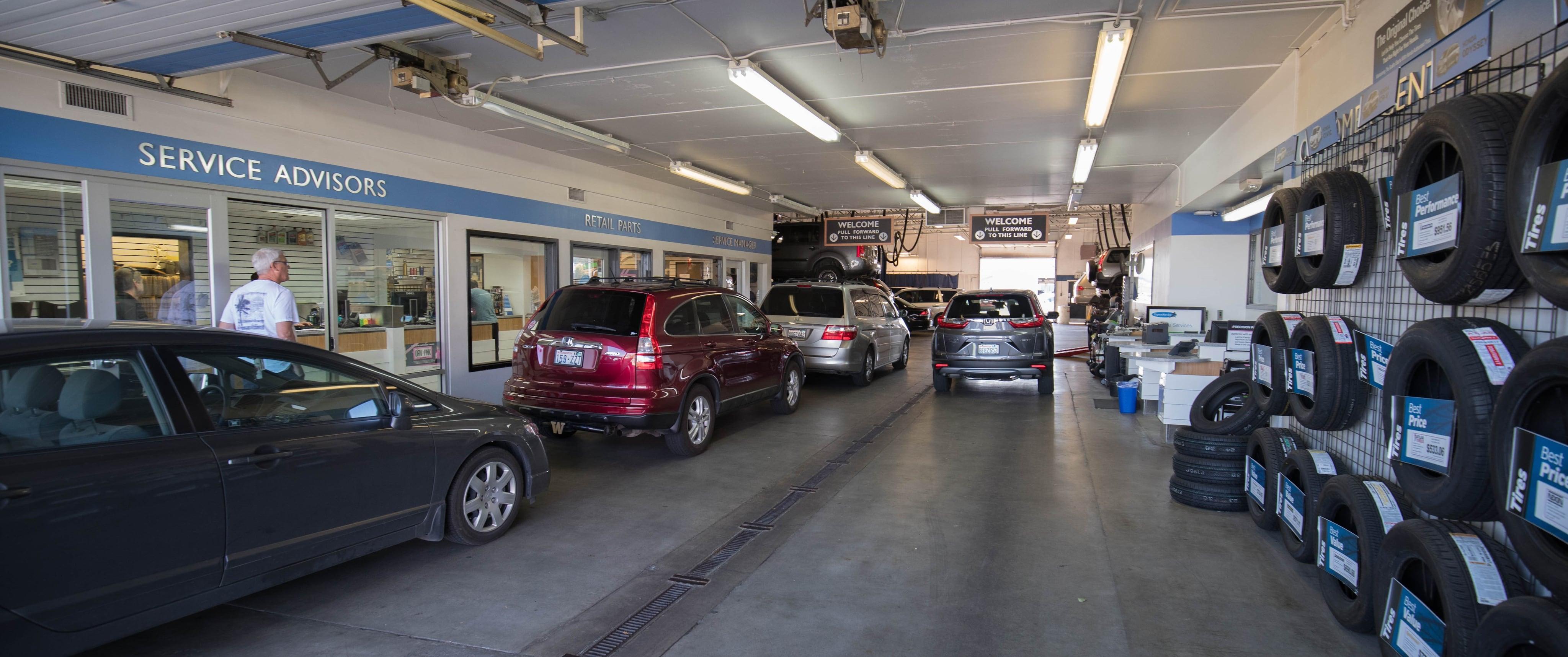 Honda Service Center - Spokane | AutoNation Honda Spokane ...
