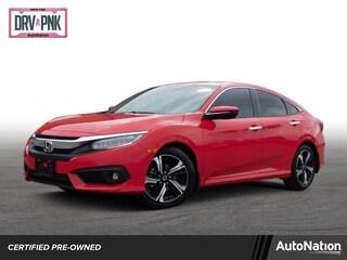 2016 Honda Civic Touring Sedan