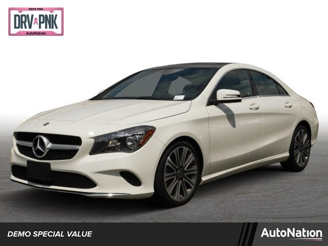 2018 Mercedes-Benz CLA 250 CLA 250 CLA 250 4MATIC Coupe