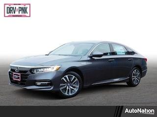2019 Honda Accord Hybrid EX-L EX-L Sedan