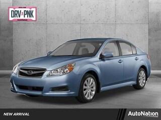 2011 Subaru Legacy 2.5i Prem AWP/Pwr Moon Sedan