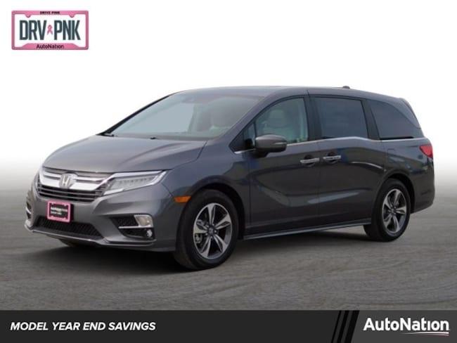 2018 Honda Odyssey Touring Touring Auto