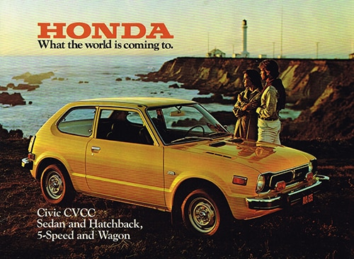 History Of Honda Motor Co In America Autonation Honda 104