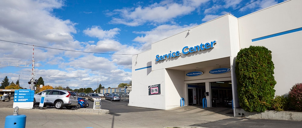 Attractive AutoNation Honda Spokane Valley Service Center