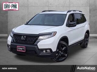 2021 Honda Passport Elite SUV