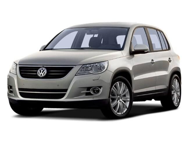 2009 Volkswagen Tiguan SE SUV