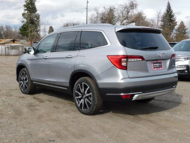 8 Passenger Suv >> 2019 Honda Pilot Touring 8 Passenger For Sale Spokane Valley Wa