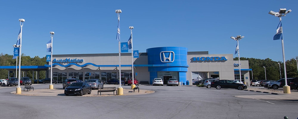 Recent Reviews From AutoNation Honda Thornton Road