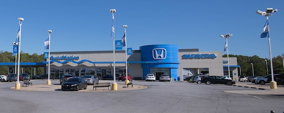 Autonation Thornton Road >> Honda Dealer Near Douglasville Ga Autonation Honda