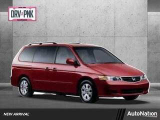2004 Honda Odyssey EX-L Van