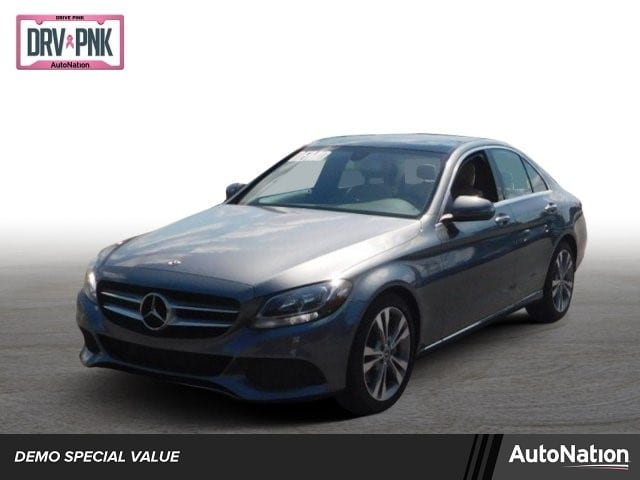 2018 Mercedes-Benz C-Class C 300 C 300 Sedan