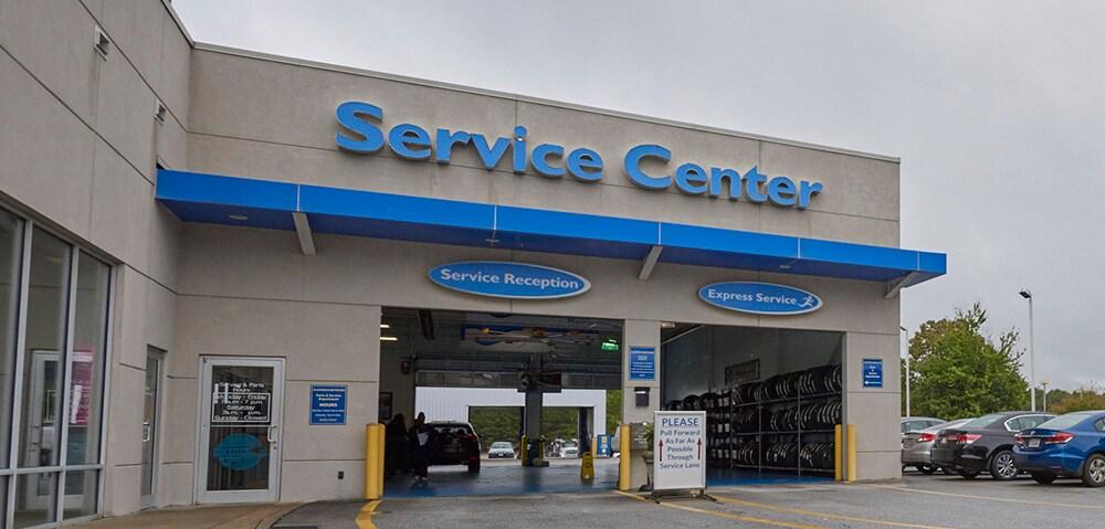 AutoNation Honda Thornton Road Service Center