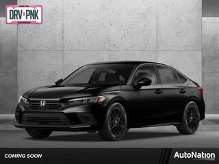 2022 Honda Civic Sport Sedan